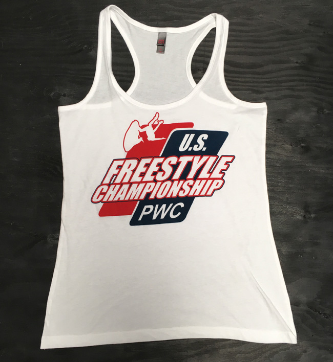 U.S. Freestyle Championships Girls Tank